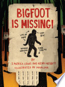 Book Bigfoot is Missing