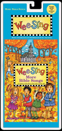 Wee Sing More Bible Songs(CD1장포함)