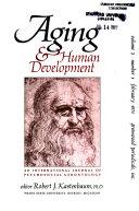 The International Journal of Aging & Human Development Pdf/ePub eBook
