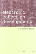 Electronic Collection Development