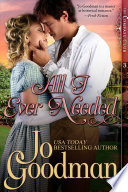 All I Ever Needed  The Compass Club Series  Book 3