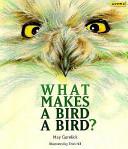 What Makes A Bird A Bird book
