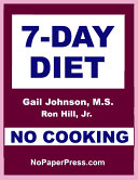 7 Day No Cooking Diet
