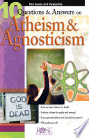 10 Q A On Atheism And Agnosticism book