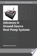 Advances In Ground Source Heat Pump Systems book