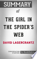 download ebook summary of the girl in the spider's web by david lagercrantz | conversation starters pdf epub