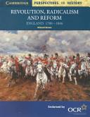 Revolution, Radicalism and Reform