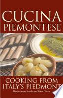 Book Cucina Piemontese