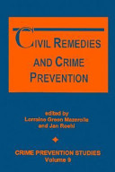 Civil Remedies and Crime Prevention