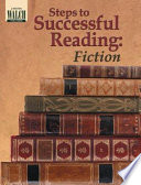 Steps to Successful Reading  Fiction