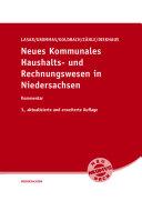 Neues Kommunales Haushalts- und Rechnungswesen in Niedersachsen