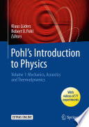 Pohl s Introduction to Physics