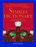 download ebook similes dictionary pdf epub