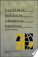 Cultural Issues in Criminal Defense   Fourth Edition