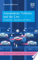 Autonomous Vehicles And The Law : the media, however there are some...