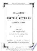 The Coming Race By Edward Bulwer  Lord Lytton : ...