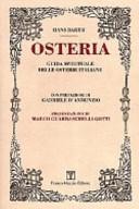 Osteria  Guida spirituale delle osterie italiane