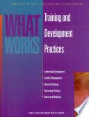 What Works  Training   Development