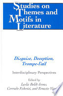 Disguise, Deception, Trompe-l'oeil The Subject Of Deception And Falsehood From
