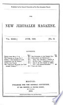 The New Jerusalem Magazine