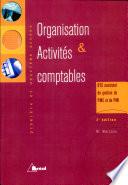 Organisation & activités comptables