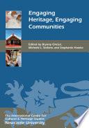 Engaging Heritage  Engaging Communities