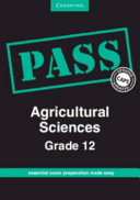 Pass Agricultural Sciences Caps