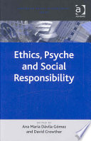 Ethics  Psyche and Social Responsibility