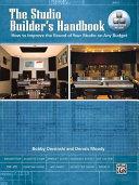 The Studio Builder s Handbook