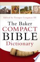 Stiahnuť PDF The Baker Compact Bible Dictionary zdarma - norbertkolar tk