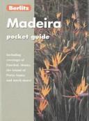 Berlitz Madeira Pocket Guide