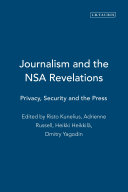 Journalism and the Nsa Revelations