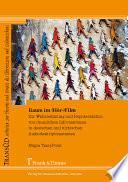 Raum im (Hör-)Film : zur Wahrnehmung und Repräsentation von räumlichen Informationen in deutschen und türkischen Audiodeskriptionstexten