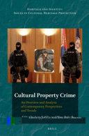 Cultural Property Crime