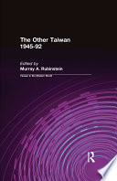 The Other Taiwan  1945 92
