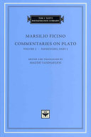 Commentaries on Plato, Volume 2: Parmenides