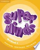Super Minds Level 5 Workbook book