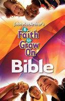 download ebook john macarthur's a faith to grow on bible pdf epub