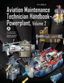 Aviation Maintenance Technician Handbook Powerplant   Volume 2  FAA H 8083 32
