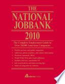 National JobBank 2010