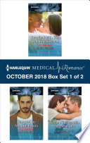 Harlequin Medical Romance October 2018 Box Set 1 Of 2
