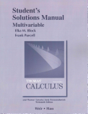 student-solutions-manual-multivariable-for-thomas-calculus
