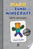 Di Rio De Um Zumbi Do Minecraft Infeliz Anivers Rio