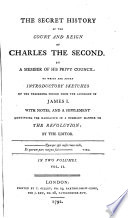 the-secret-history-of-the-court-and-reign-of-charles-the-second