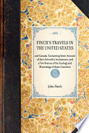 Finch s Travels in the United States