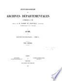 Archives D  partementales de l Aube