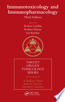 Immunotoxicology And Immunopharmacology Third Edition book