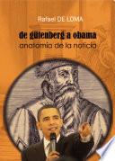 DE G  TENBERG A OBAMA  ebook