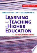 Learning and Teaching in Higher Education