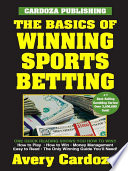 Basics of Winning Sports Betting Packed With Crucial Information To Make You